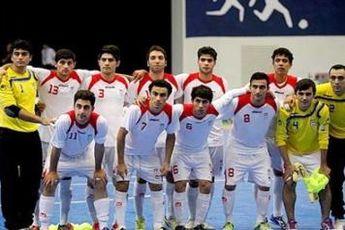 ازبکستان حریف ایران در نیمه نهایی شد