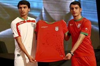 فدراسیون فوتبال: بازیکنان می توانند لباس هایشان را با حریفان عوض کنند