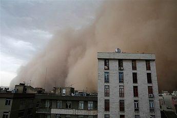 هشدار هواشناسی درباره وزش باد شدید و گرد و غبار در برخی استانها / آمادهباش اورژانس