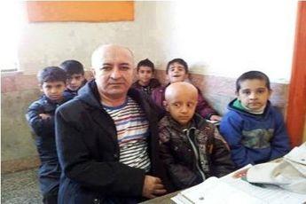 کمک ستاد اجرایی فرمان امام به کودک مریوانی