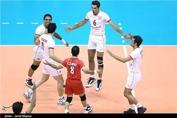تعظیم دوباره قاره کهن به والیبال ایران