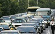 کاهش ۱.۱ درصدی تردد خودرو در ۲۴ ساعت گذشته