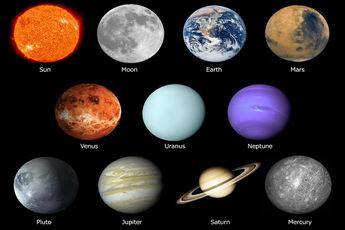 سیارات چگونه نامگذاری شده اند؟ / طنز