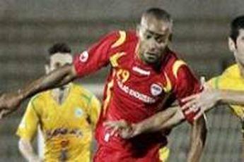 پیروزی فولاد خوزستان مقابل الفتح در نیمه اول با هت تریک پریرا