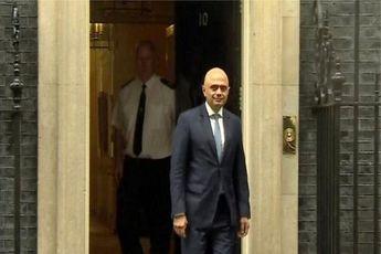 «ساجد جاوید» وزیر کشور جدید بریتانیا شد