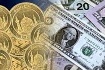 بهای دلار و سکه اوج گرفت