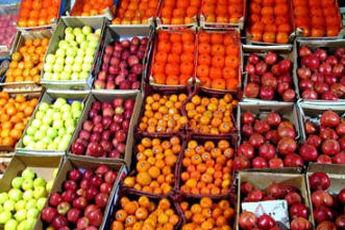 آغاز توزیع میوه تنظیم بازاری از امروز / پرتقال ۱۷۰۰ تومان، سیب ممتاز ۳۶۰۰ تومان