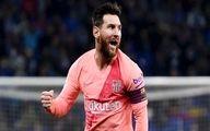 فرانس فوتبال شرمسار از رتبه ی مسی در فهرست توپ طلا