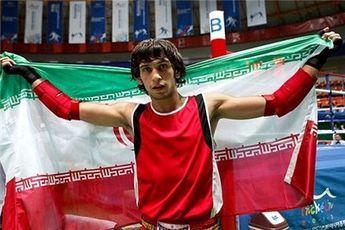 اولین مدال طلای ایران در مویتای