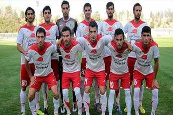 پیروزی تیم فوتبال راه آهن برابر فولاد خوزستان