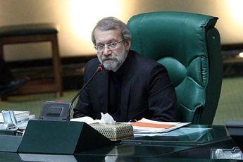 ادامه مسیر اصولِ توام با عقلانیت و اعتدال در مجلس با لاریجانی