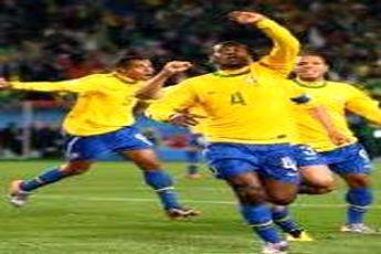 نحوه صعود برزیل به جام جهانی ۲۰۱۴