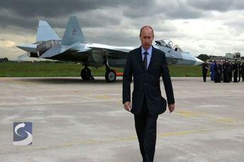 پوتین تظاهرات را آزاد کرد