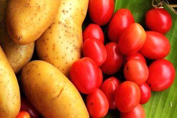 کاهش2 هزار تومانی قیمت گوجه