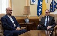 حمایت بوسنی و هرزگوین از برجام