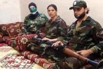 قتل عام زنان «جهاد نکاح» توسط جبهه النصره به صورت برهنه