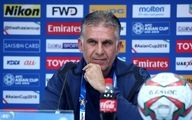 کیروش: فدراسیون فوتبال و وزارت ورزش نخواستند ماندنم طولانیتر شود